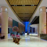 The Hotel Lobby