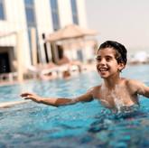 Kids stay & eat for free at Holiday Inn Dubai Festival City