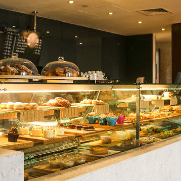The Deli at at InterContinental Residence Suites