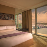 One bedroom suite at InterContinental Residence Suites
