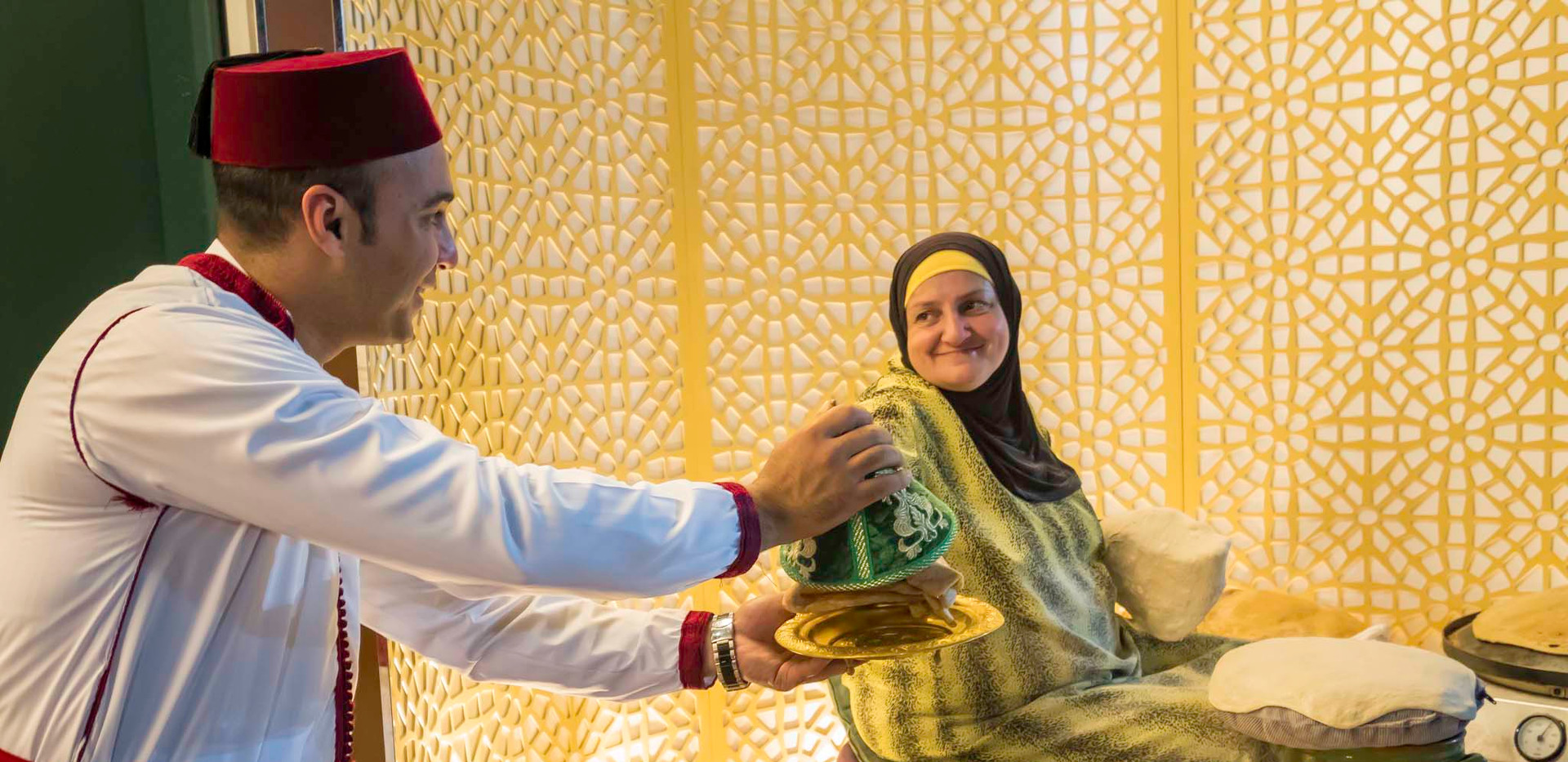 Celebrate Valentine's at Mashawi Nights, Zaytoun