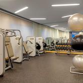 The Fitness Centre at Crowne Plaza Dubai Festival City