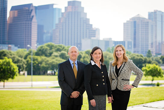 Lee Potts, Jessica Blacklock, Diane Senterfitt Attorneys at PBS Attorneys