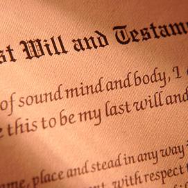 Wills and Legacies
