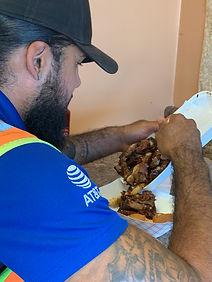 Customer Dining In at KIRKS BBQ.jpg