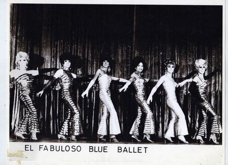 Blue Ballet