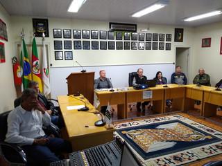 Audiência Pública para prestação de contas aos cidadãos.