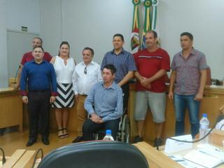 Encontro dos Presidentes de Câmaras do Legislativo da Região.