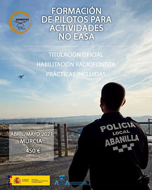 piloto NO_EASA mayo - Levante Aeronautic