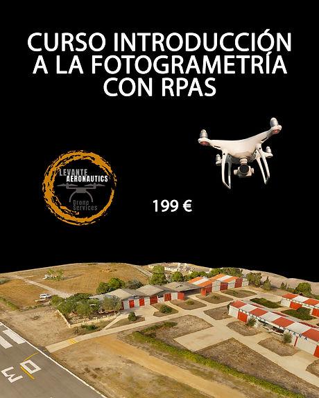 fotogrametría - Levante Aeronautics - Mu