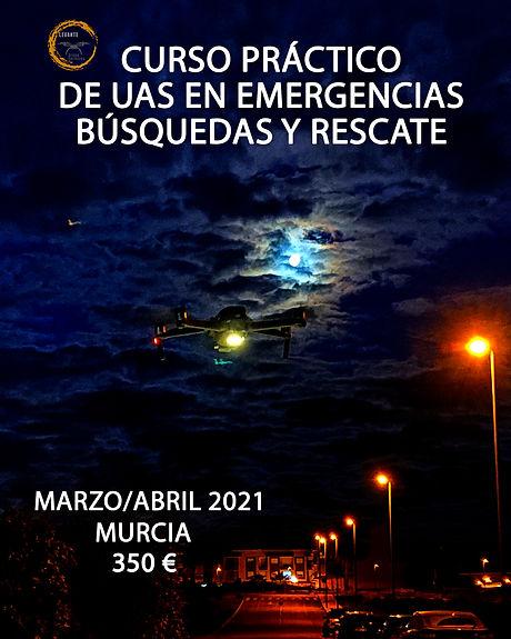 emergencias Abril - Levante Aeronautics - Murcia