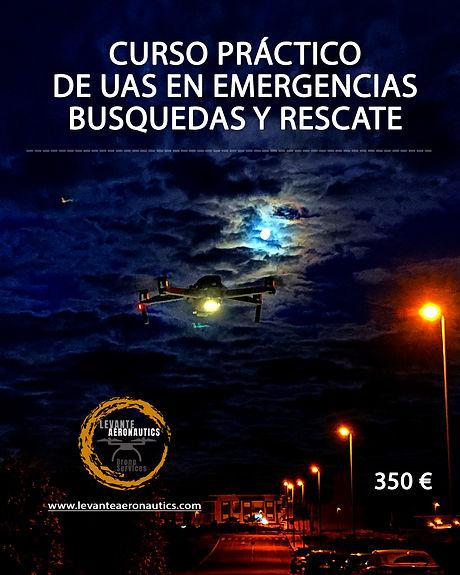 emergencias - Levante Aeronautics - Murc