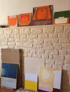 Front Basement Studio - Joanne Laverton Artist