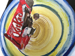 "Art Challenge 6 - ""Chocolate"""