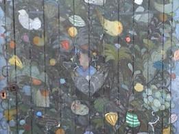 Painted Doors Project Artwork by Joe Fan RSA