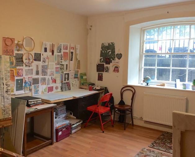 Front Basement Studio
