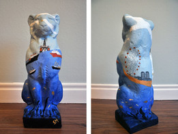 NAC Participates in Kelly's Cats Auction for CatParade