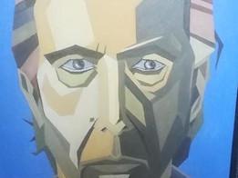 "Art Challenge 11 - ""Self Portrait"""