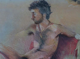 Three Art challenges in Life Drawing Classes