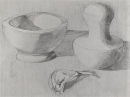 """Art Challenge 9 - """"Utensils"""""""