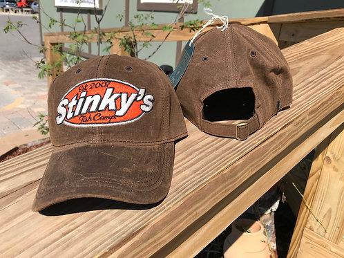 Legacy Leather Baseball Hat