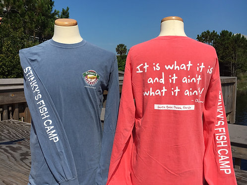 """It Is"" Long Sleeve T-Shirt"