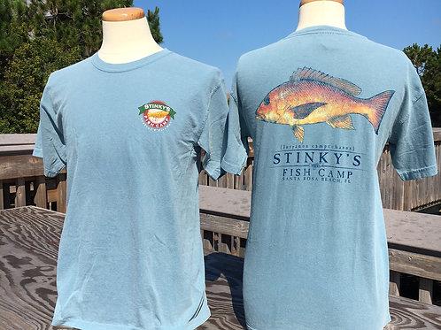 """Snapper"" Short Sleeve T-Shirt"