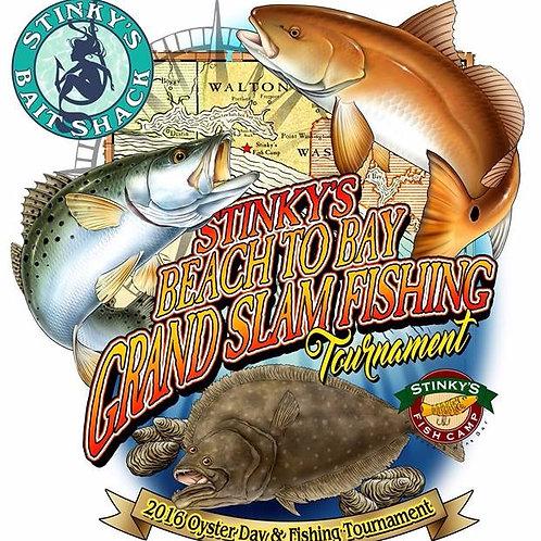 Stinky's Grand Slam Fishing Tournament