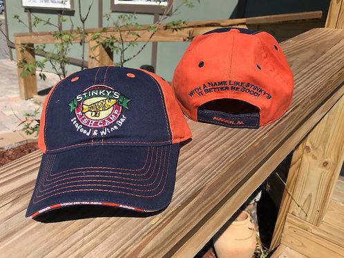 Auburn Baseball Hat