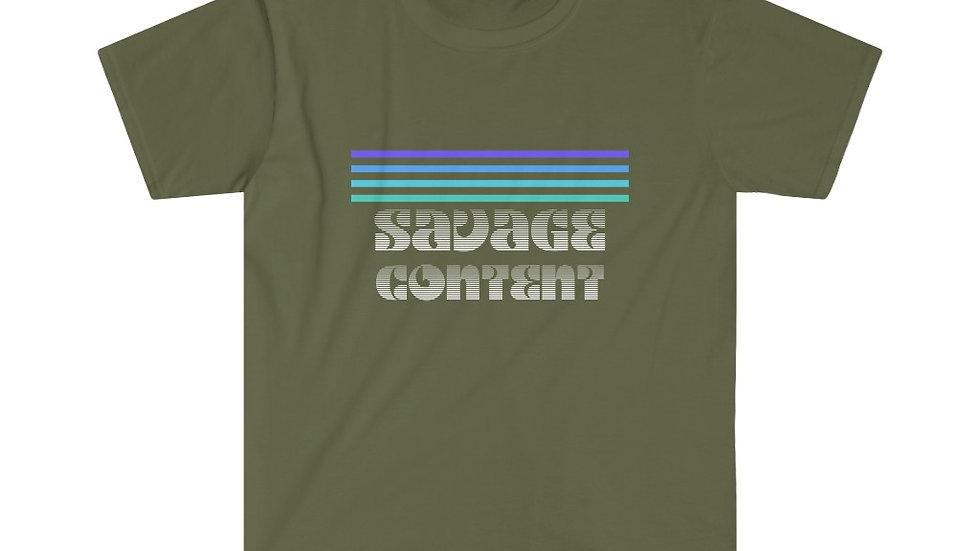 Grateful Savage - Softstyle Tee