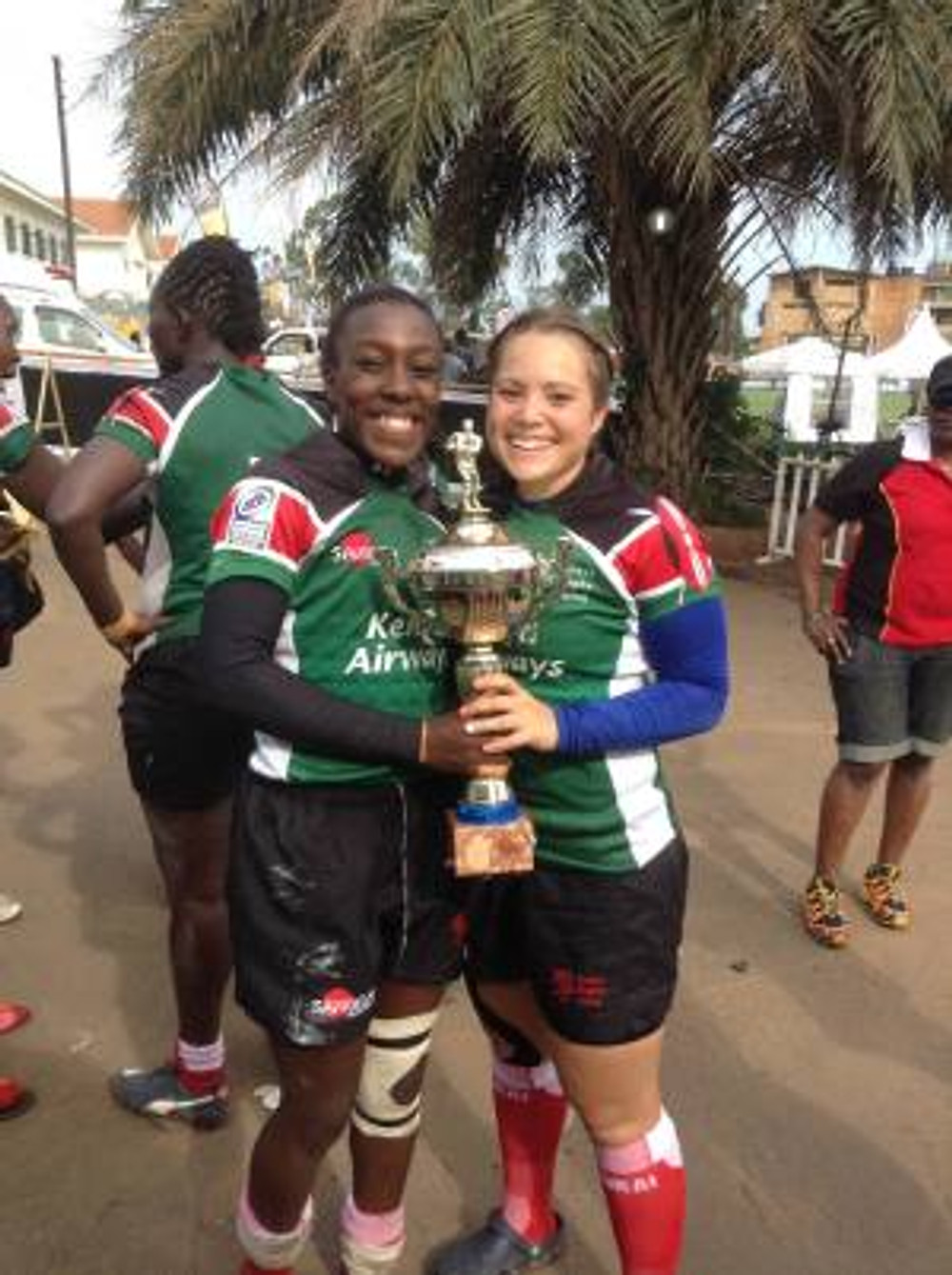 Kenya Team Elgon Cup Winners 2015.