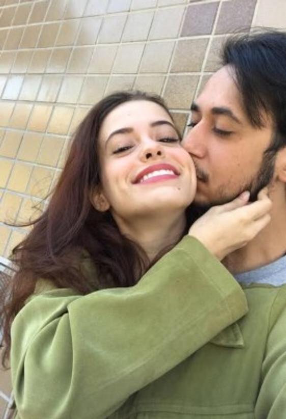 My boyfriend and me, 2018.