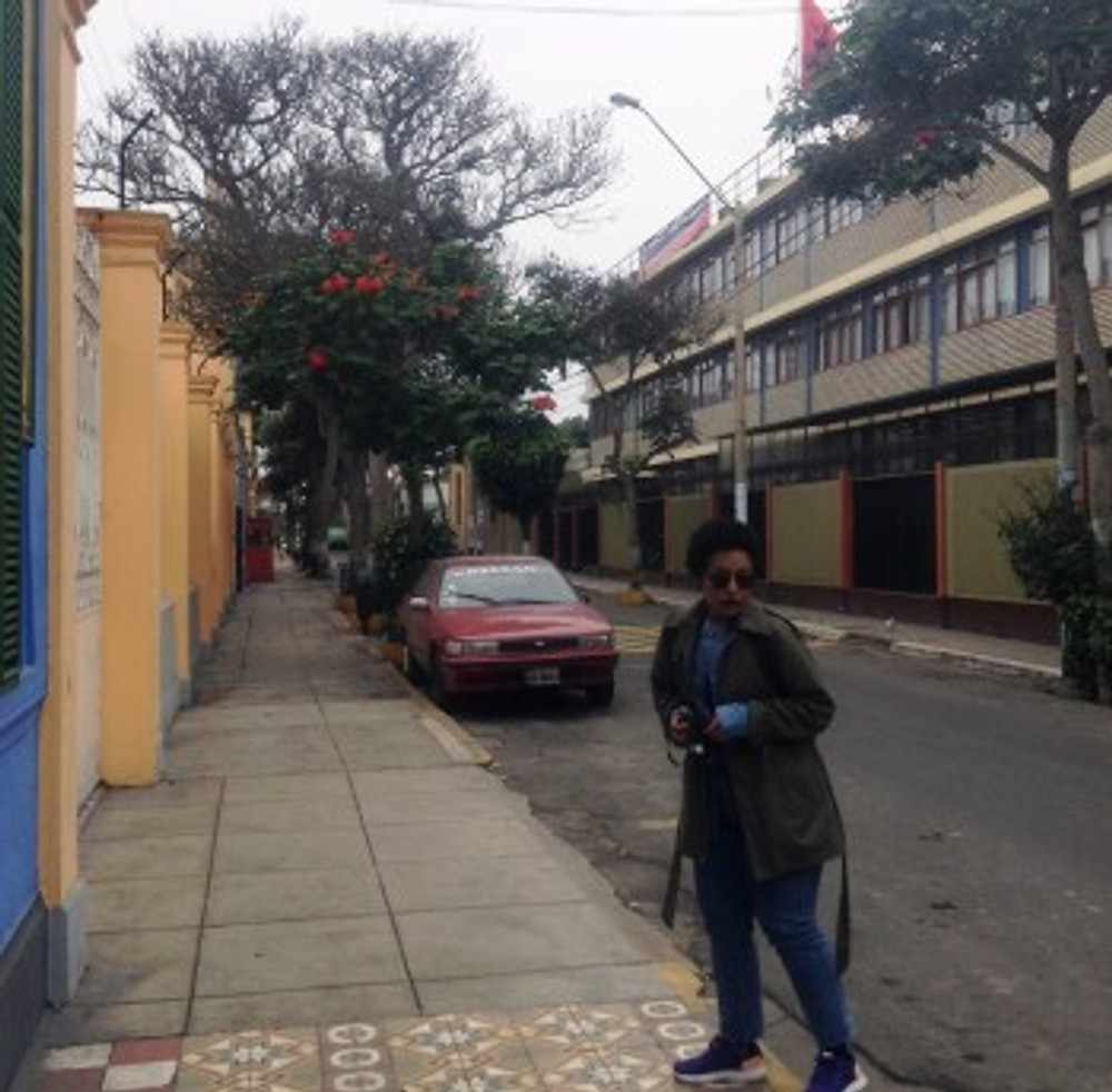 Me in Peru, 2018.