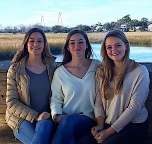 My beautiful daughters.