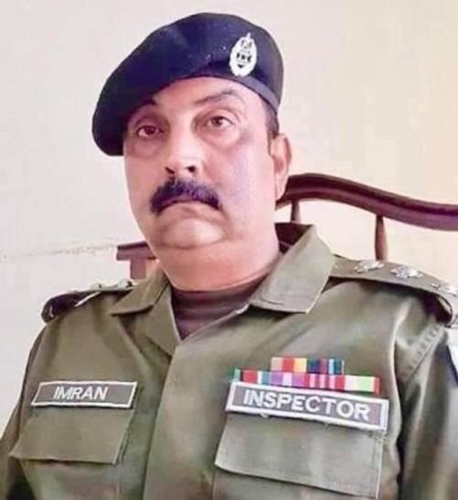 Inspector Imran, 2019.