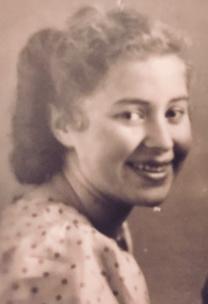 Emma Mayzel, 1947.