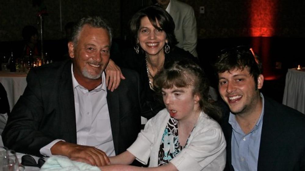 My family, 2013.