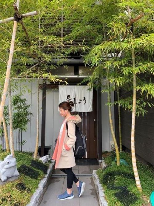 Me, walking in Taiwan.