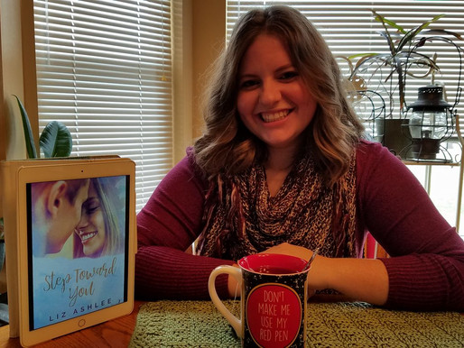 My Journey to Be a Published Author