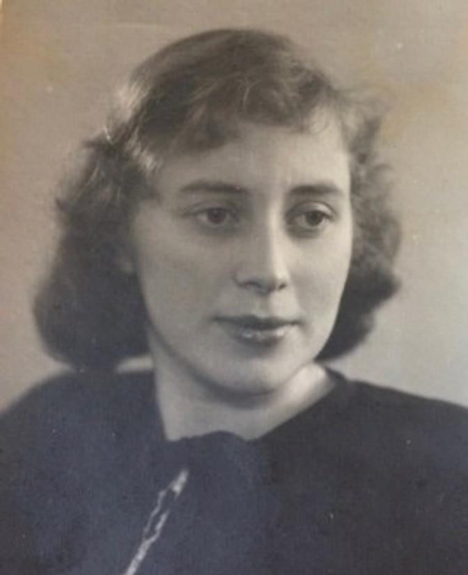 Me, 1956.