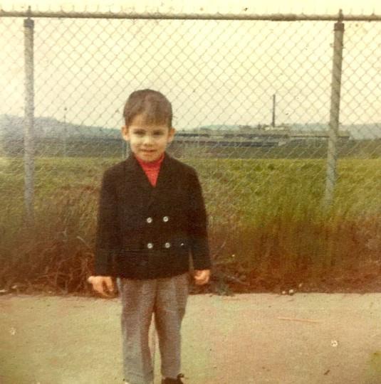 Me around age 3.
