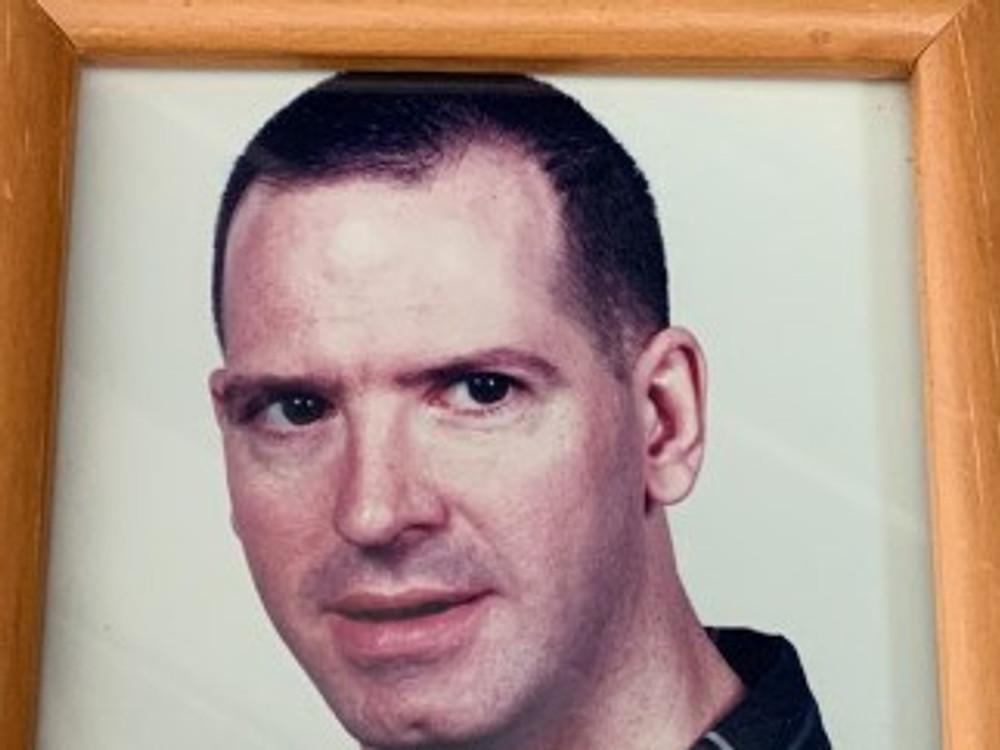 Me, 2001.