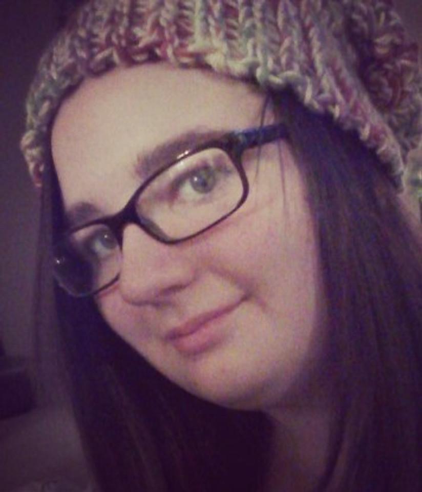Me, age 16.