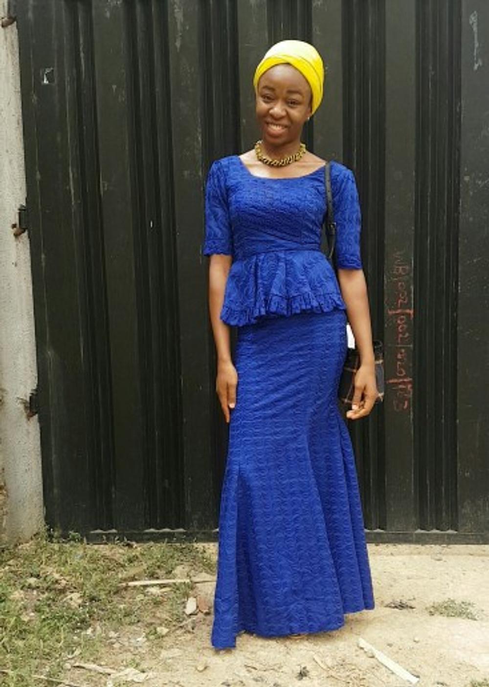 Marvelous Nwakozo, March 2018.