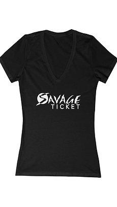 Slim Fit Jersey V-Neck T-Shirt