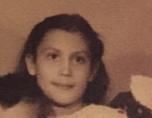 Me at age 10, in El Salvador.