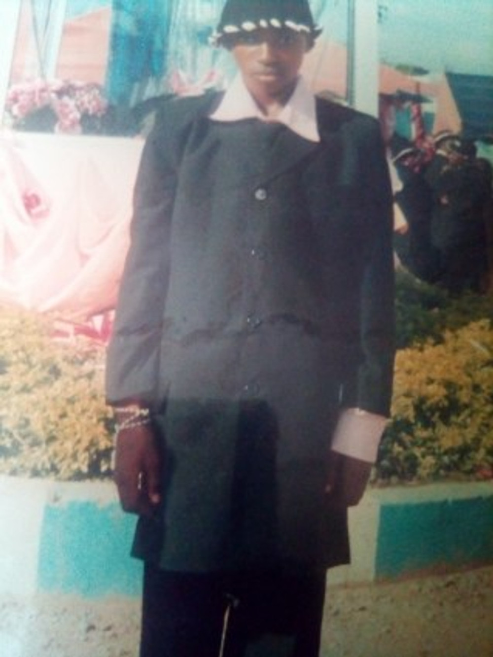 Me, 1995.