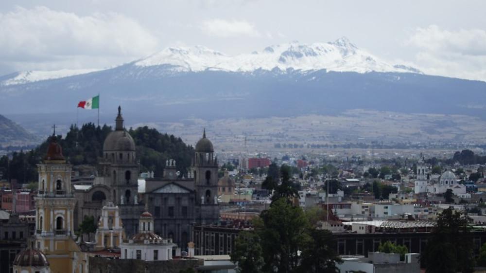 City of Toluca, Mexico.