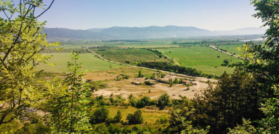 An overview of the Central Balkan in Gurkovo | Image courtesy of Pixabay