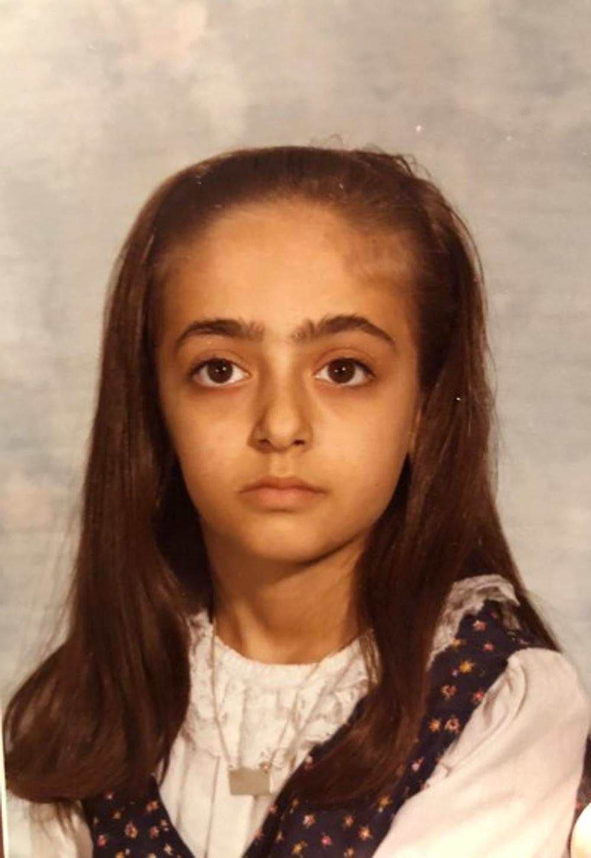 Me at nine years old.